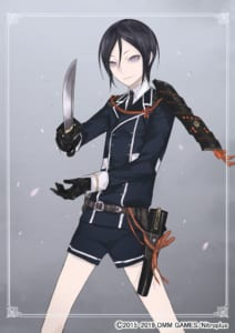 刀剣乱舞:薬研藤四郎