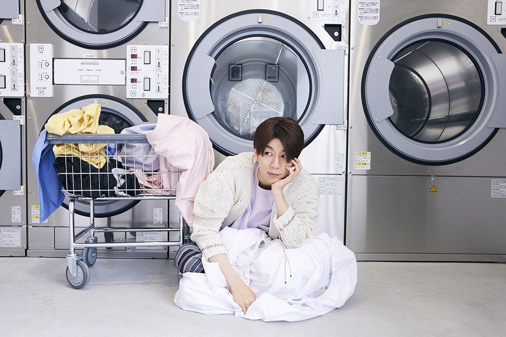 """洗濯×選択「Laundry」西山宏太朗さんミニアルバムは切ない""""恋""""がコンセプト!"""