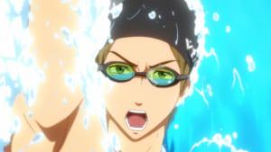 TVアニメ「Free!」第1期 橘真琴