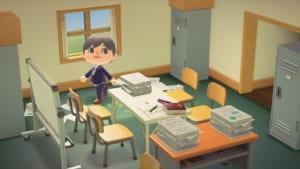 「フルーツバスケット島」生徒会室