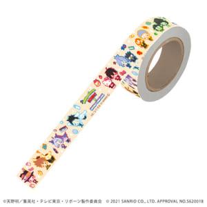 「家庭教師ヒットマンREBORN!× SANRIO CHARACTERS」 POP UP SHOP in 東京キャラクターストリート マスキングテープ