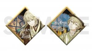 「明治東亰恋伽×岡田美術館」スペシャル缶バッジ付きコラボチケット