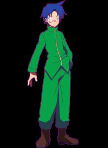 TVアニメ「平穏世代の韋駄天達」イースリイ