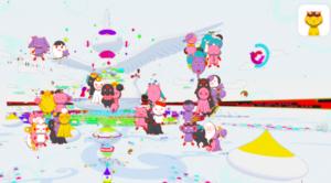 「サマーウォーズ」オンライン脱出ゲーム「AIによる世界支配からの脱出」実際のゲーム画面2