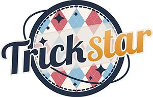 「あんさんぶるスターズ!」Trickstar ロゴ