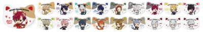 「エリオスライジングヒーローズ in ナンジャタウン ~Cat Hero's Mission!~」グッズ購入特典:オリジナルねこ型カード