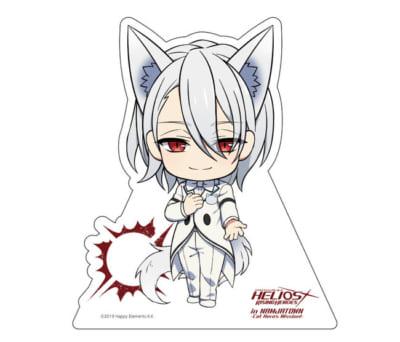 「エリオスライジングヒーローズ in ナンジャタウン ~Cat Hero's Mission!~」ミニゲーム賞品:B賞 キャラPOPスタンド