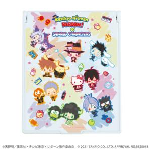 「家庭教師ヒットマンREBORN!× SANRIO CHARACTERS」 POP UP SHOP in 東京キャラクターストリート デカキャラミラー