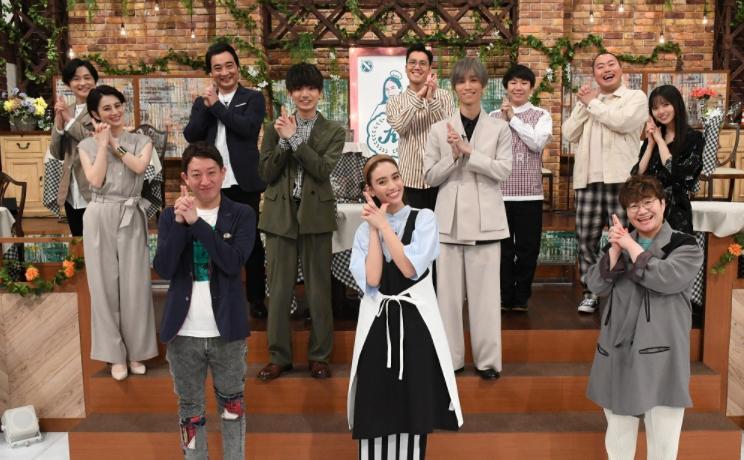 下野紘さんが滝沢カレンさんの料理番組に出演!「震えるくらい美味しかった」