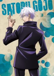 「呪術廻戦×ゼブン-イレブン」クリアファイル:五条