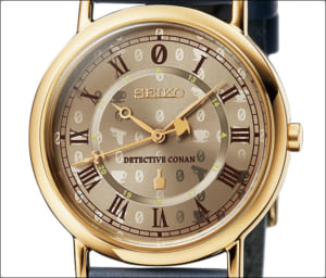 名探偵コナン×セイコーオフィシャルコラボ腕時計 Ver.2安室透モデル