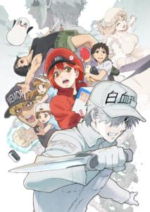 現役東大生500人が選んだ「勉強になるアニメ」ランキング 第1位「はたらく細胞」