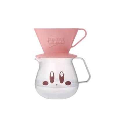 「一番くじ 星のカービィ KIRBY'S BURGER」C賞 KIRBY'S★コーヒーサーバー