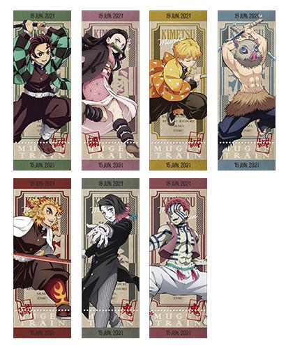 「鬼滅×アニメイトフェア」チケット風カード&クリアしおりもらえる!