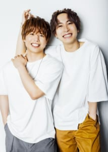 「TVガイドVOICE STARS vol.18」 仲村宗悟さん&中島ヨシキさん