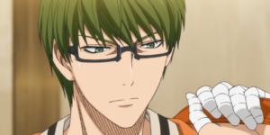 黒子のバスケ:緑間真太郎