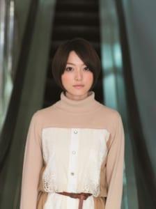 「おいなり食堂」の娘・大人気声優の花澤香菜さん
