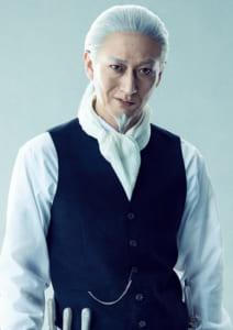舞台「憂国のモリアーティ」case 2 ジャック・レンフィールド:萩野崇さん