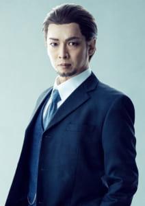 舞台「憂国のモリアーティ」case 2ジョージ・レストレード:村田洋二郎さん