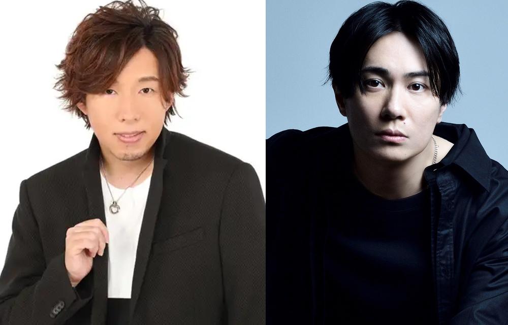 日野聡さん&鈴木達央さんの仲良し2ショット!「達との掛け合いは、やっぱり面白いな」
