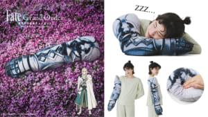 劇場版 Fate/Grand Order -神聖円卓領域キャメロット-×フェリシモベディヴィエールのアガートラムクッション
