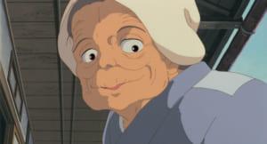 お婆ちゃん/『となりのトトロ』