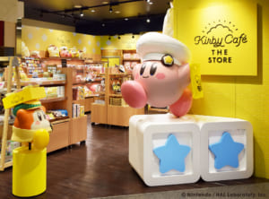 Kirby Café THE STORE(カービィカフェ ザ・ストア)