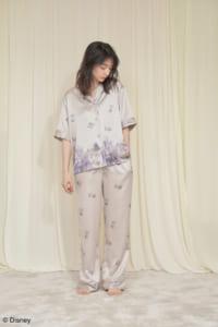 """SNIDEL HOME限定『おしゃれキャット』""""マリー"""" Satin Pajamas"""