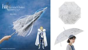 劇場版 Fate/Grand Order -神聖円卓領域キャメロット-×フェリシモ獅子王 ロンゴミニアドアンブレラ