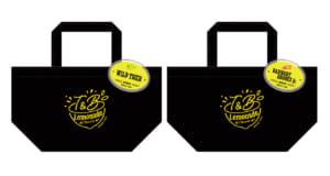 「TIGER & BUNNY 10th Anniversary in NAMJATOWN」紅茶&ネームバッジ付きミニトート(全2種)