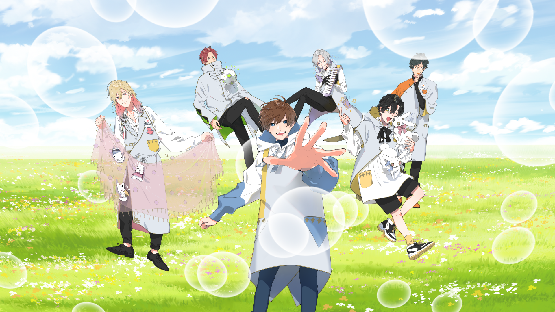 幼児体験アニメ「よしまほ」保育士が歌うテーマソングで魔法をかけられよう!