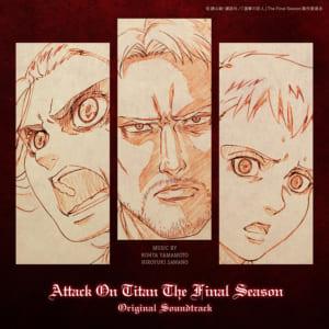 TVアニメ「進撃の巨人」 The Final Season オリジナルサウンドトラック ジャケット