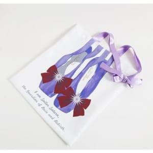 「美少女戦士セーラームーンetude ballet bag」セーラーヴィーナスセーラーサターン