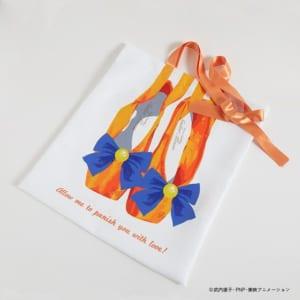 「美少女戦士セーラームーンetude ballet bag」