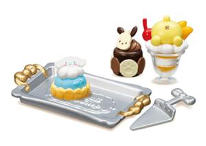 「サンリオキャラクターズ KAWAII CAKE SHOP」今月の人気TOP3!