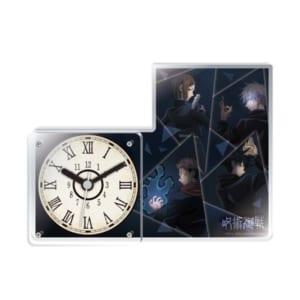 「呪術廻戦×セブンネット」アクリル時計