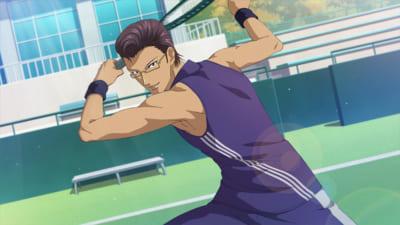 テニスの王子様:木手永四郎