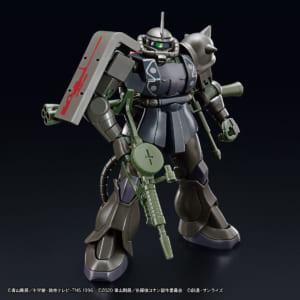 「名探偵コナン」×「機動戦士ガンダム 閃光のハサウェイ」HG 1/144 シャア専用ザクII(赤井秀一カラー)