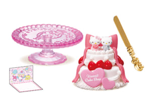 「サンリオキャラクターズ KAWAII CAKE SHOP」ウエディングケーキもおまかせ!