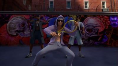 「リョーマ! The Prince of Tennis 新生劇場版テニスの王子様」テニスギャング