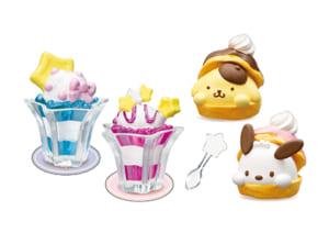 「サンリオキャラクターズ KAWAII CAKE SHOP」夏にぴったり!つめたいスイーツ