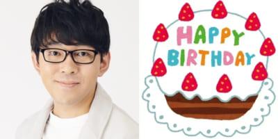 6月22日は小野友樹さんのお誕生日