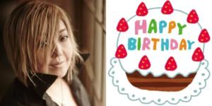 6月6日は緒方恵美さんのお誕生日