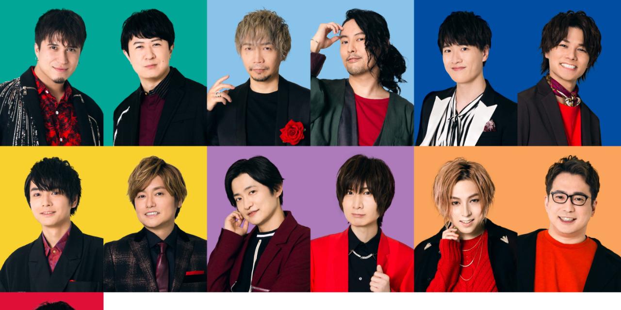 「AD-LIVE 2021」杉田智和さん・諏訪部順一さんらが初参戦!「起これよ奇跡!」