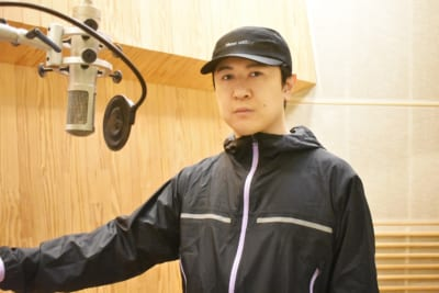 「リョーマ! The Prince of Tennis 新生劇場版テニスの王子様」ウルフ役・杉田智和さん