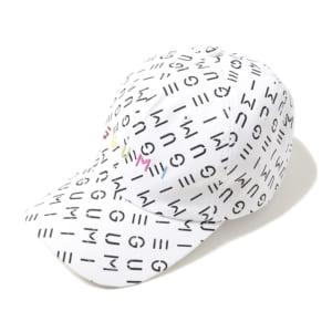 「EGUMI」MONOGRAM CAP
