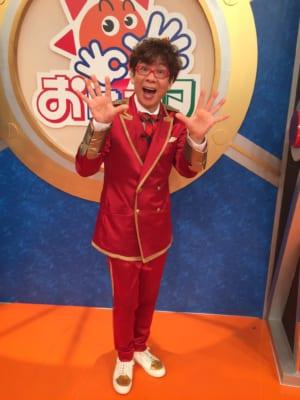 「おはスタ」MCを務めた山寺宏一さん