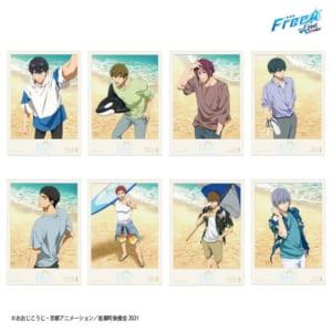 タイトーくじ本舗「劇場版 Free!-the Final Stroke-」~Summer Beach~D賞:描き下ろしポスター