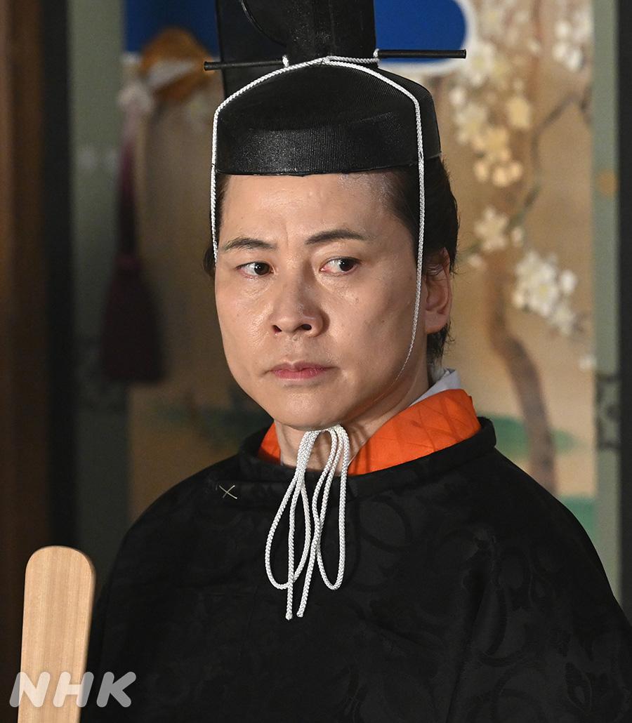 置鮎龍太郎さんが大河ドラマに出演!「え、顔出し??や、やらせていただきましょう(汗)」