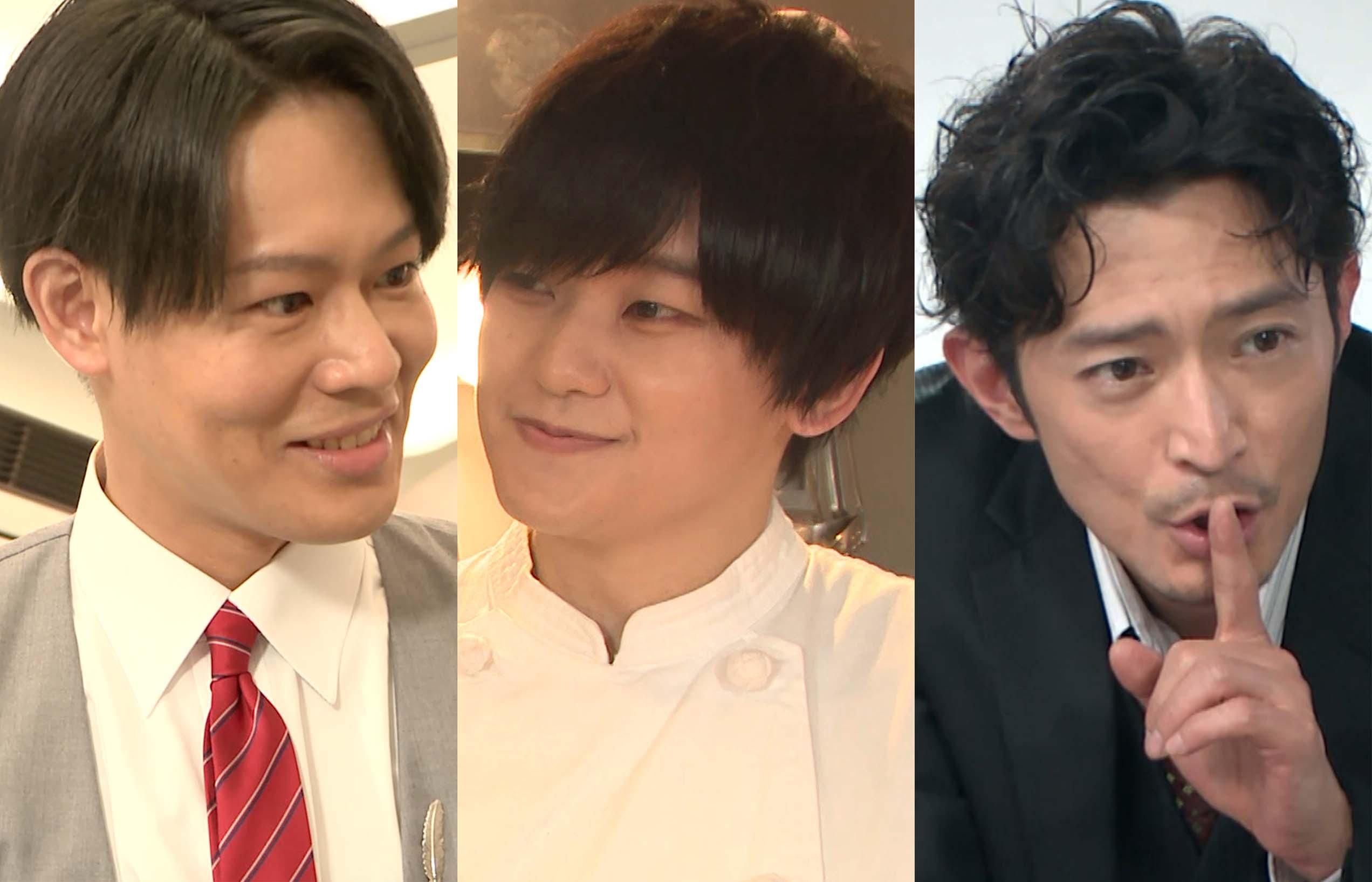 ヒプマイ声優が「スカッとジャパン」再現ドラマに実写で出演!人気シリーズイケボ声優神対応